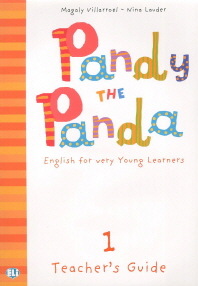 PANDY THE PANDA 1 Teacher's guide + class audio-CD