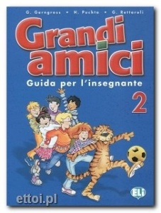 GRANDI AMICI 2 Teacher's Book