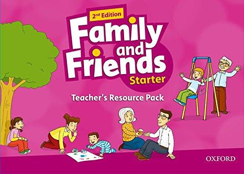 Family and Friends 2nd Ed Starter TRP