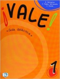 VALE 1 Teacher's Book