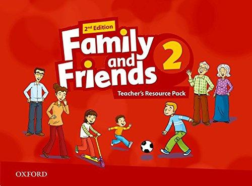 FAMILY & FRIENDS 2  2ED TRP