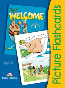 Welcome 1. Picture Flashcards. Beginner. Раздаточный материал (2008)