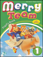 MERRY TEAM 1 Student's Book
