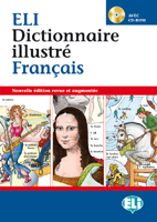 NEW ELI PICTURE DICTIONARY + CD-ROM - French